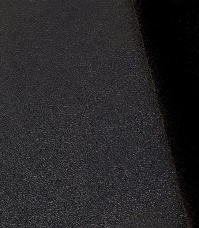 Кожа Тоскана черный