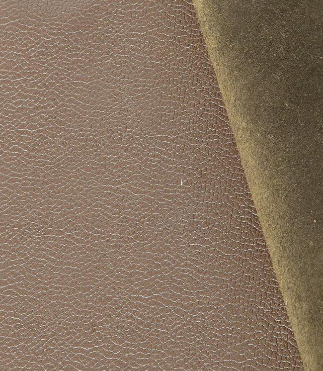 Кожа Тоскана Каскад коричневый